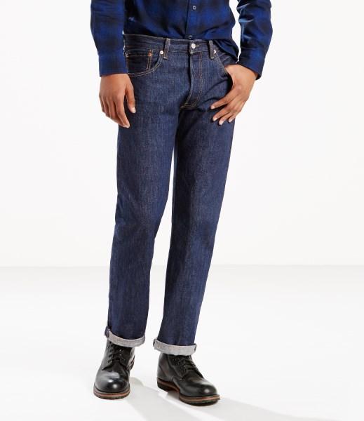 Levi's® 501® Original Jeans - Rinse