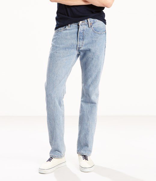 Levi's® 501® Original Jeans - Light Stonewash