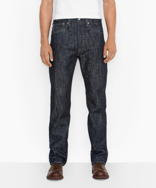Levi's® 501® Original Shrink-to-Fit™ Jeans - Knight STF