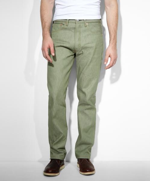 Levi's® 501® Original Jeans - Olive