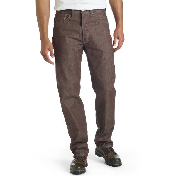 Levi's® 501® Original Shrink-to-Fit™ Jeans - BBQ STF