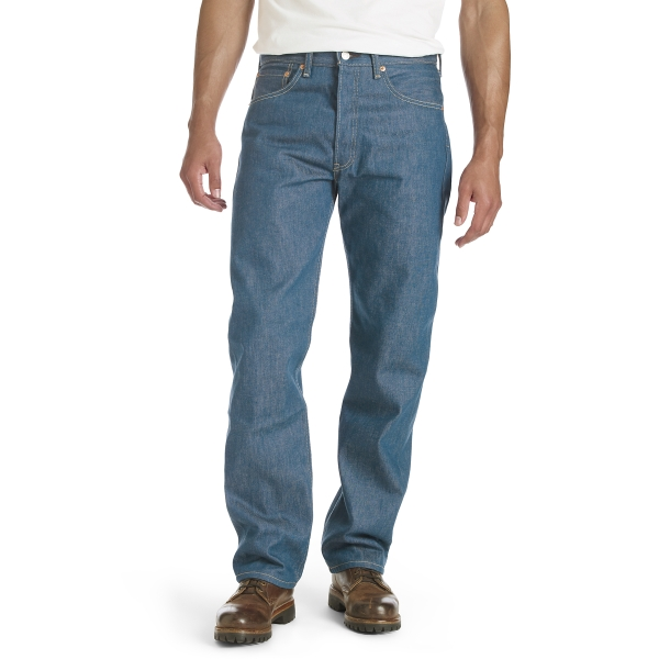 Levi's® 501® Original Shrink-to-Fit™ Jeans - Indinavy STF