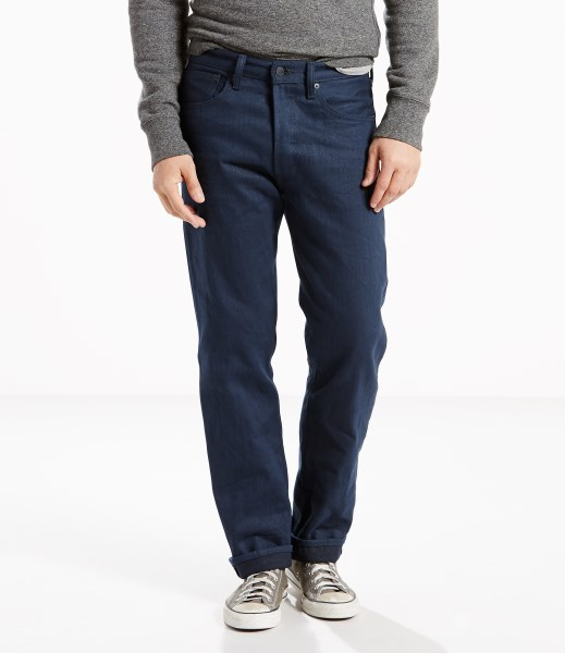 Levi's® 501® Original Shrink-to-Fit™ Jeans - Cobalt Blue