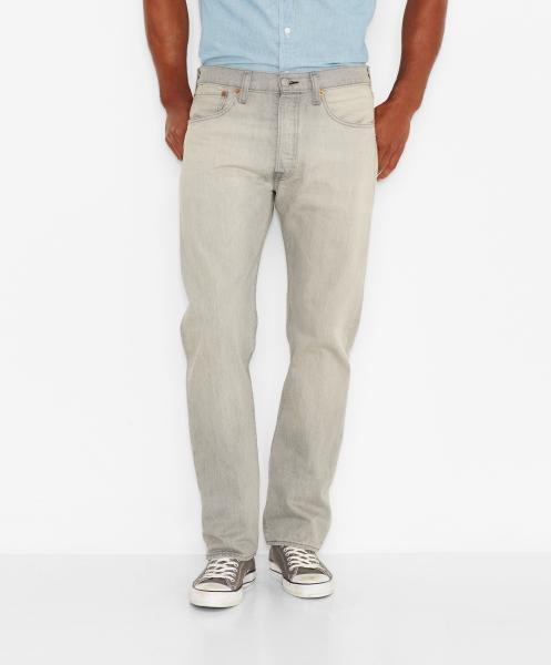 Levi's® 501® Original Jeans - Silver Spine