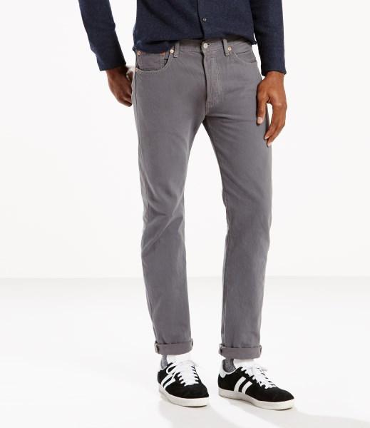 Levi's® 501® Original Jeans - Dark Charcoal