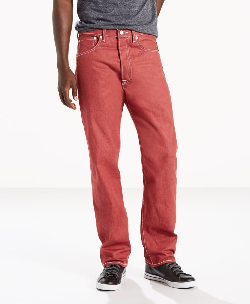 Levi's® 501® Original Shrink-to-Fit™ Jeans - Syrah