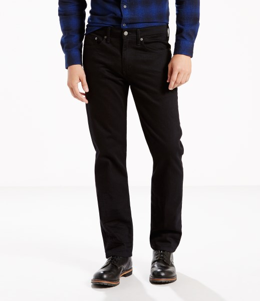 Levi's® 514™ Straight Stretch Jeans - Black