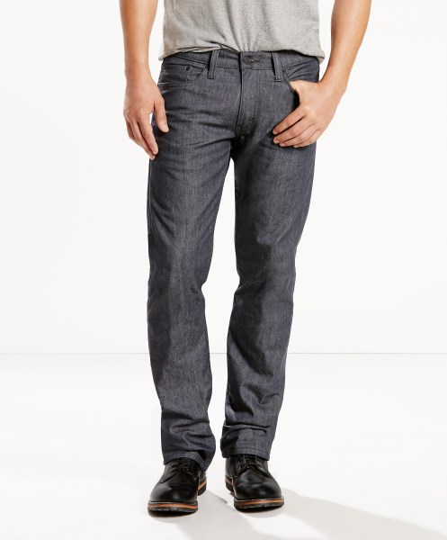 Levi's® 514™ Straight Stretch Jeans - Rigid Grey