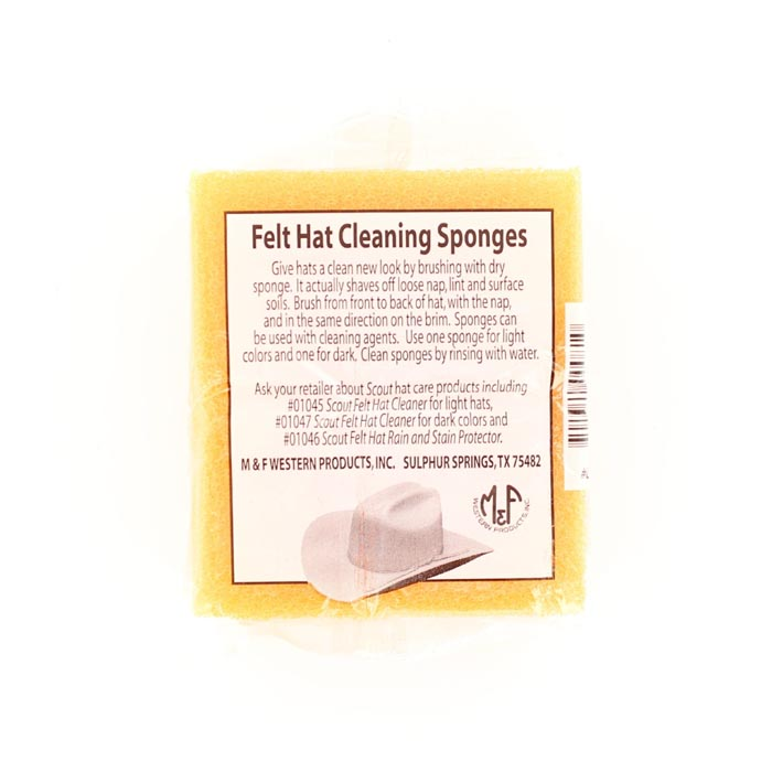 Scout Felt Hat Cleaning Sponge