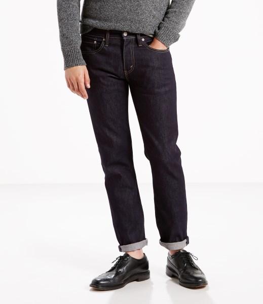 Levi's® 511™ Slim Stretch Jeans - Dark Hollow