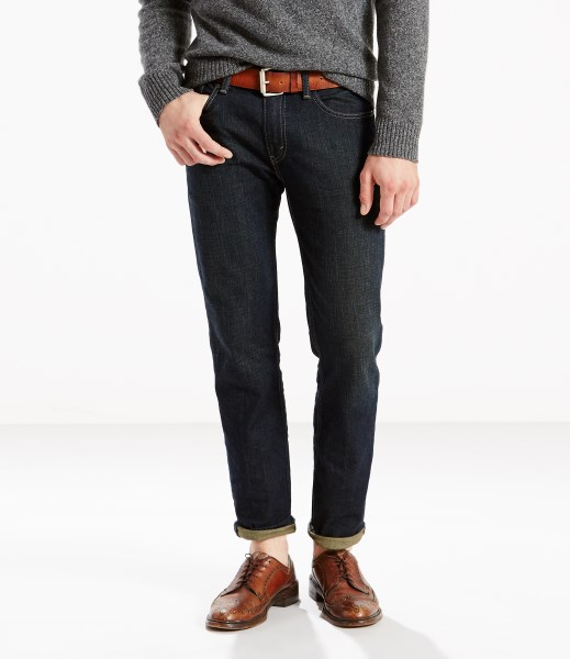 Levi's® 511™ Slim Stretch Jeans - Clean Dark