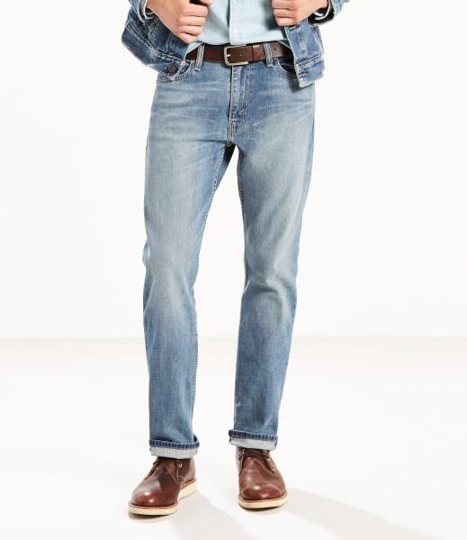 Levi's® 513™ Slim Straight Stretch Jeans - Bellingham