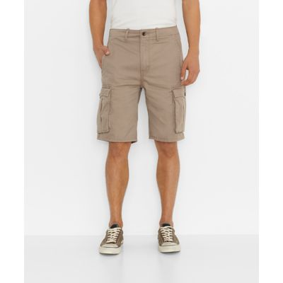 LEVI'S® ACE Cargo Shorts – Timberwolf Tumbled