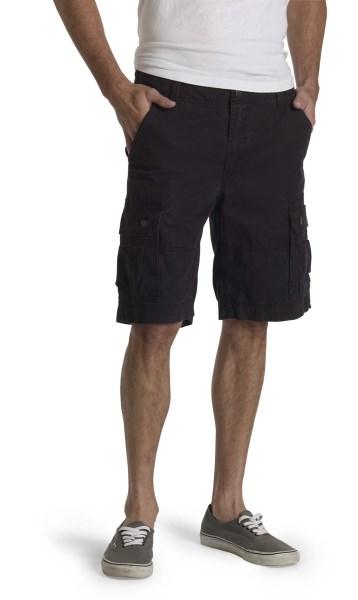 LEVI'S® CORE Cargo Shorts – Black