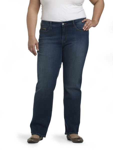 LEVI'S® Plus 512™ Perfectly Slimming Straight Jeans