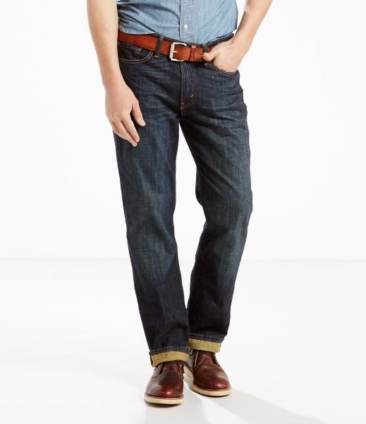 Levi's® 514™ Straight Jeans - Dark Blue
