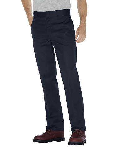 Dickies Mens Original 874 Work Pants - Dark Navy - Big & Tall