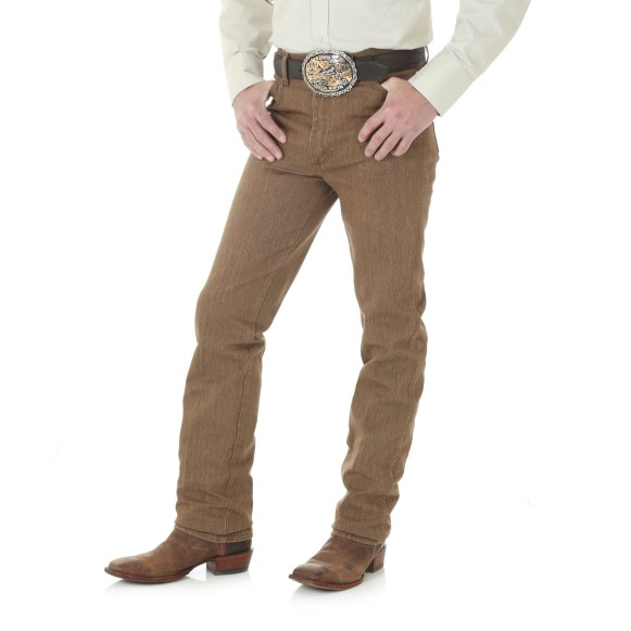 WRANGLER® Cowboy Cut® Slim Fit Jean - Black Whiskey
