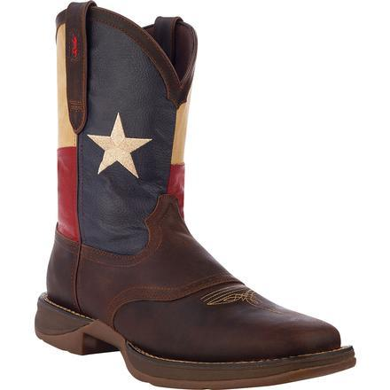Rebel by Durango Texas Flag Western Boot