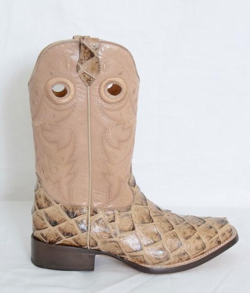 Mens Oryx Square Toe Cowboy Boots
