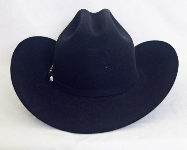 Larry Mahan's 10X Jerarca Black Cowboy Hat