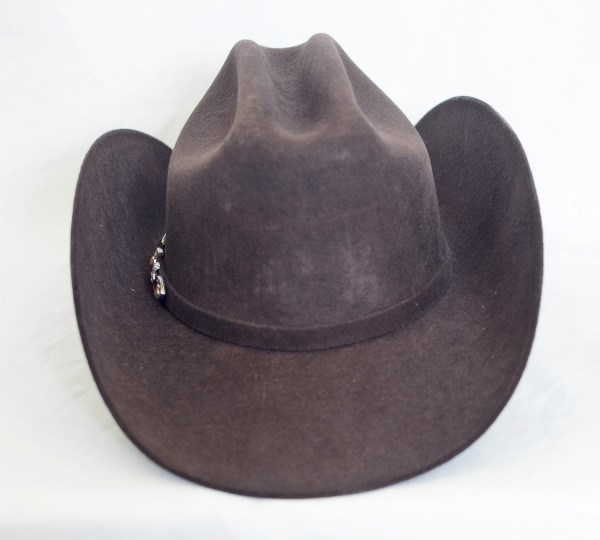 Rodeo 1000X Brown Cowboy Hat
