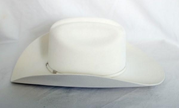 Stetson 150th Anniversary Montes 4X White Cowboy Hat
