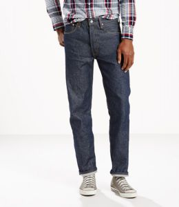 Levi's® 501® Original Shrink-to-Fit™ Jeans - Rigid STF