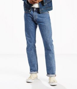 Levi's® 501® Original Jeans - Medium Stonewash