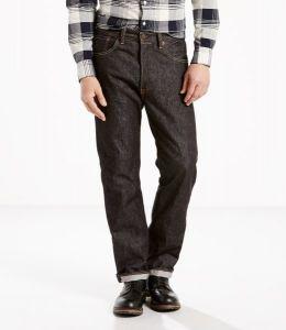 Levi's® 501® Original Shrink-to-Fit™ Jeans - Black STF