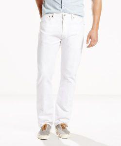 Levi's® 501® Original Jeans - White
