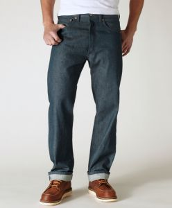 Levi's® 501® Original Shrink-to-Fit™ Jeans - Blue Green STF