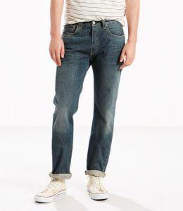 Levi's® 501® Original Jeans - Green