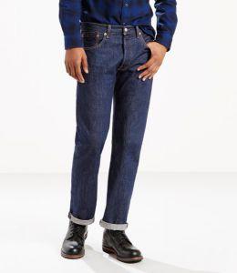 Levi's® 501® Original Shrink-to-Fit™ Jeans - Cobalt Blue