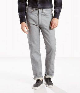 Levi's® 501® Original Shrink-to-Fit™ Jeans - Silver STF