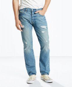Levi's® 501® Original Jeans - Torn Up STF