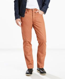 Levi's® 501® Original Shrink-to-Fit™ Jeans - Rich Brown Crispy