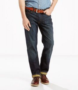 Levi's® 514™ Straight Jeans - Faded Blue Wash