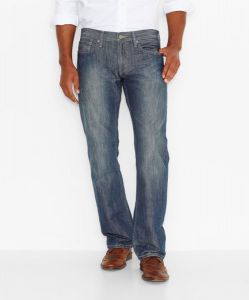 Levi's® 514™ Straight Jeans - Med Poly