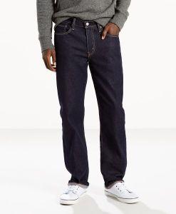 Levi's® 514™ Straight Stretch Jeans - Dark Hollow