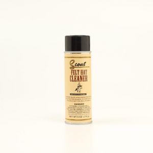 Scout Felt Hat Cleaner - for Light Colored Hats