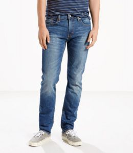 Levi's® 511™ Slim Stretch Jeans - Throttle