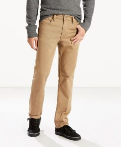 Levi's® 511™ Slim Stretch Jeans - Lead Grey