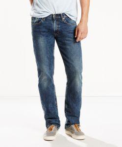 Levi's® 514™ Straight Stretch Jeans - Black Stone