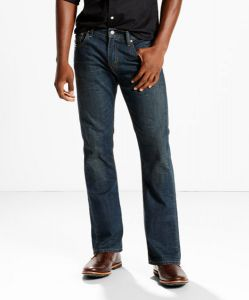 Levi's® 527™ Slim Bootcut Stretch Jeans - Covered Up