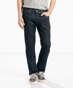 Levi's® 513™ Slim Straight Stretch Jeans - Bastion