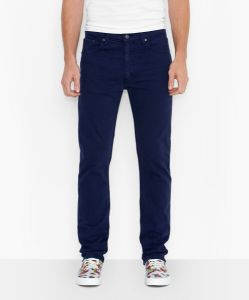 Levi's® 513™ Slim Straight Stretch Jeans - Mr Blue