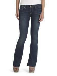 LEVI'S® 518™ Superlow Boot Cut Jeans