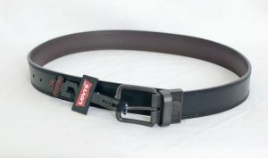 Levi's Mens Reversible Faux Leather 38 MM Belt