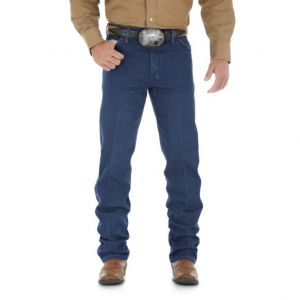 WRANGLER® Cowboy Cut® Original Fit Jean - Prewashed Indigo - Big & Tall